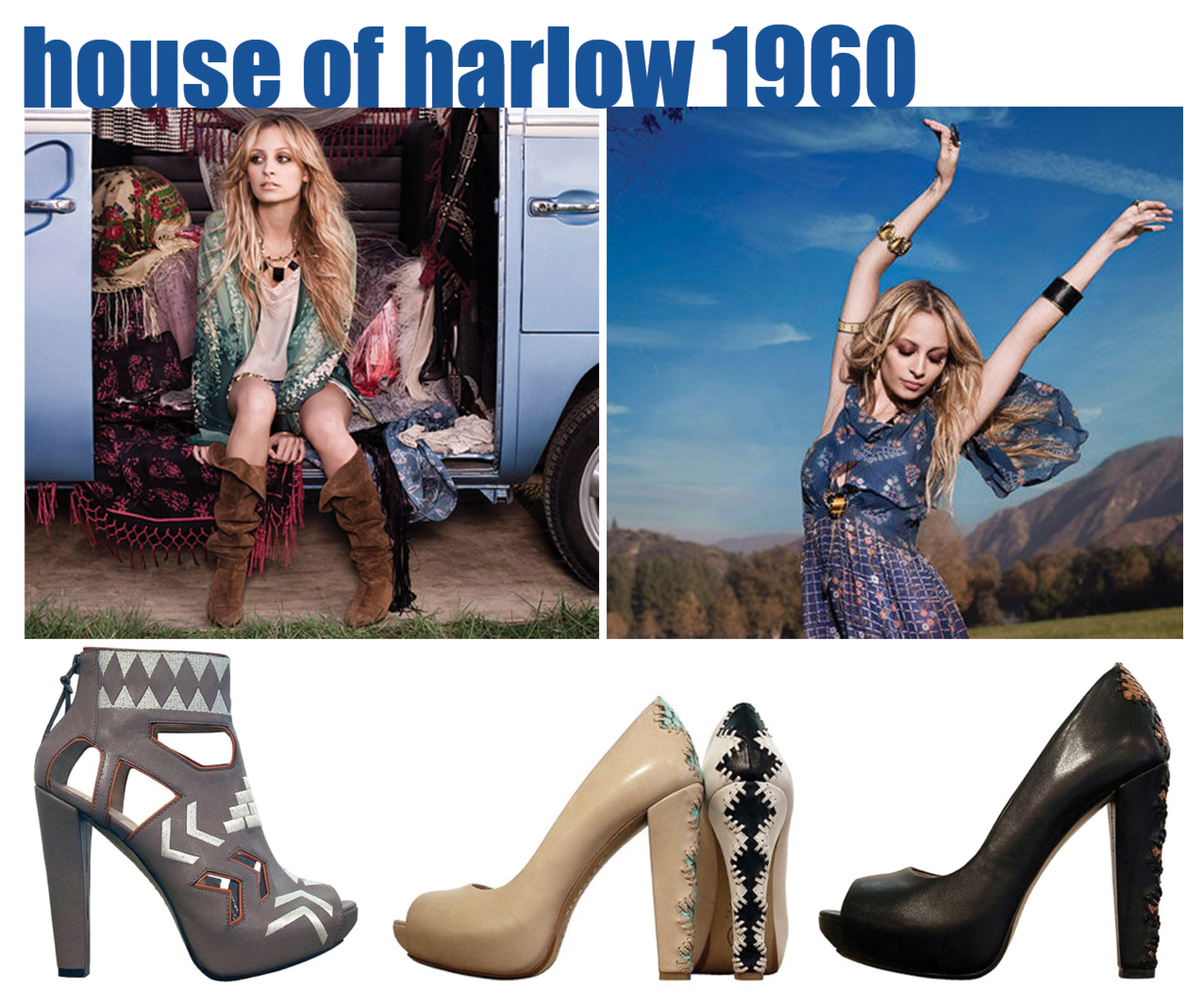House Of Harlow 1960 Spring 2010